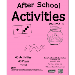 After School Activities 3