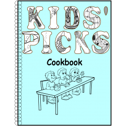 Kids Picks Cookbook