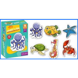 Under The Sea Jig Saw Puzzle